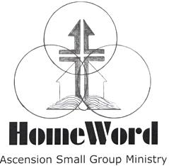 HomeWord small group ministry logo.